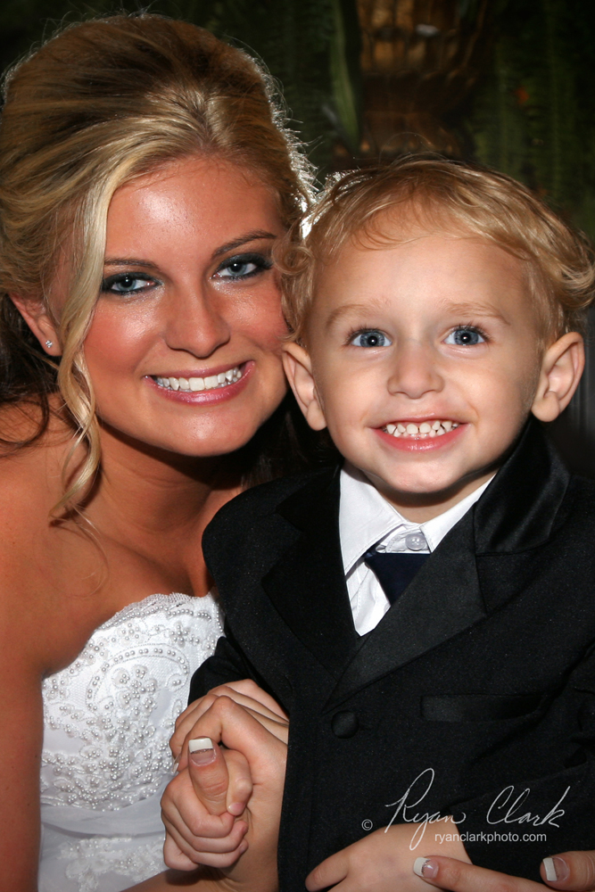 Bride And Brother